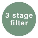 3-Stage Filter